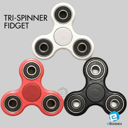 hand spinner tri fidget