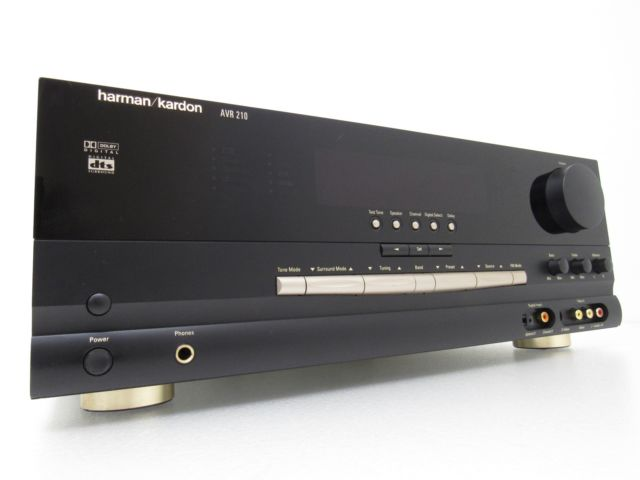 harman kardon avr