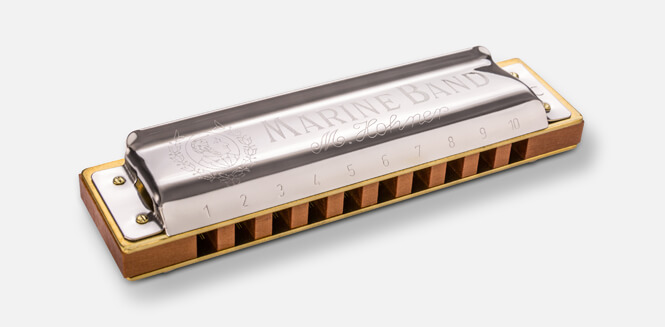 harmonica hohner