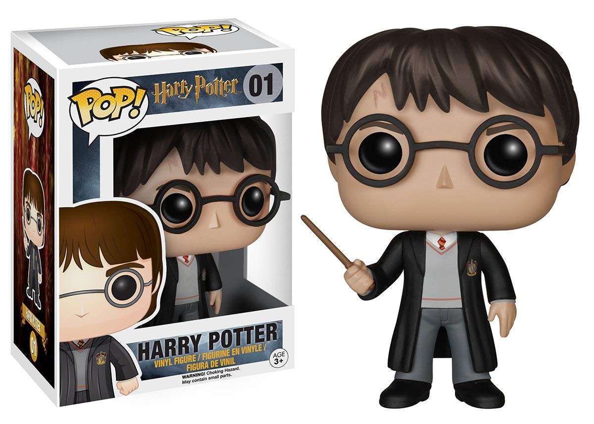 harry potter figurine pop