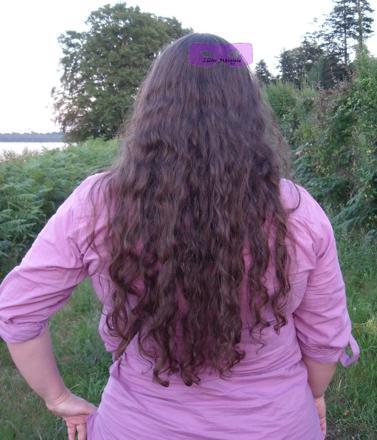 hibiscus et cheveux