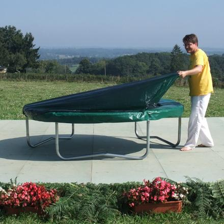 housse de protection trampoline