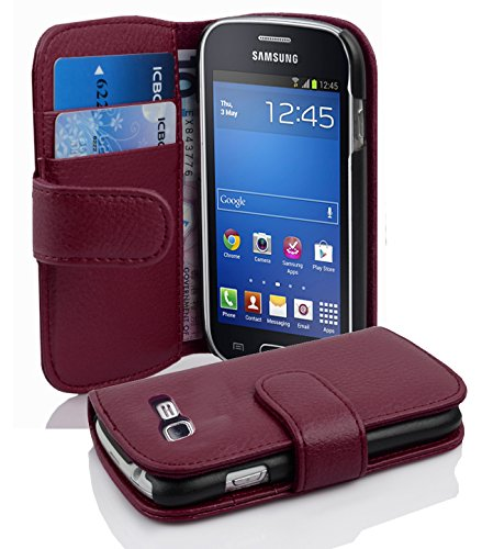 housse telephone samsung trend lite