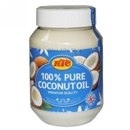 huile de coco 100 pure