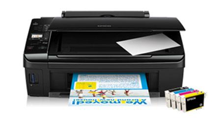 imprimante epson scanner