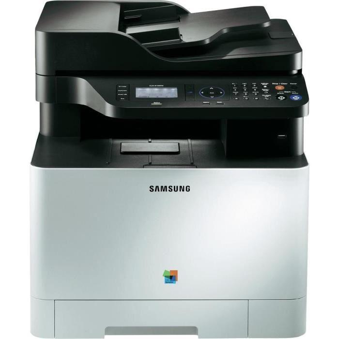 imprimante laser multifonction couleur