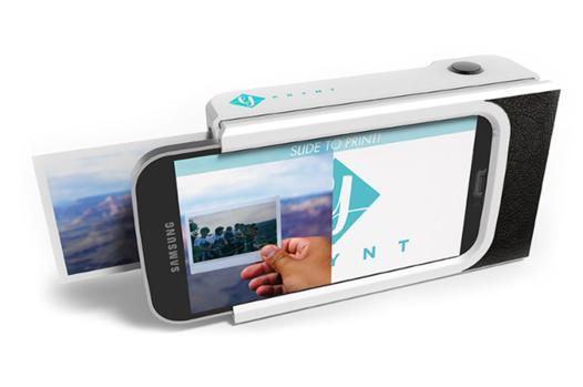 imprimante photo smartphone
