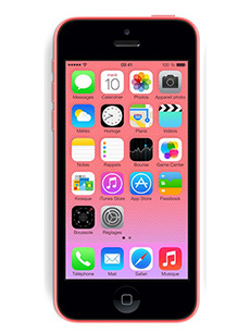 iphone 5c rose pas cher