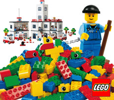 jeux de construction en lego