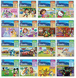 jeux tablette storio 2