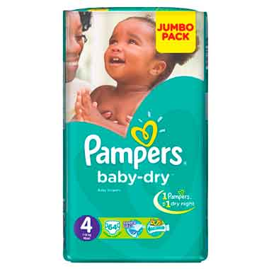 jumbo pack pampers