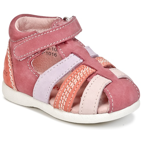 kickers fille soldes