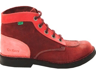 kickers soldes