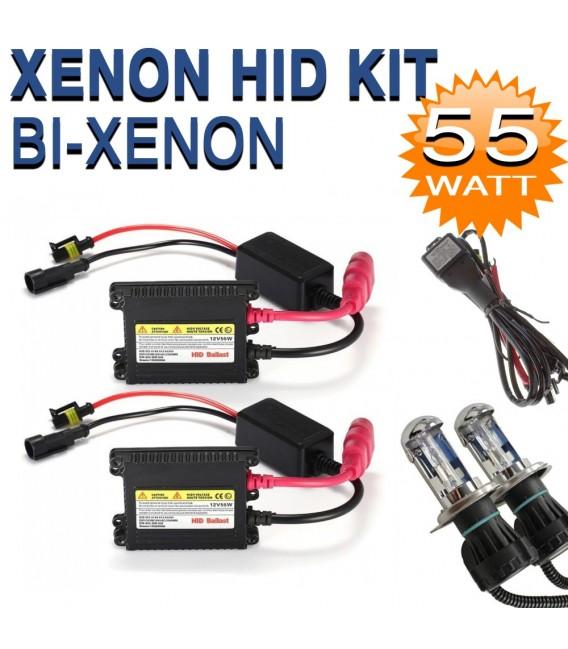 kit bi xenon h4