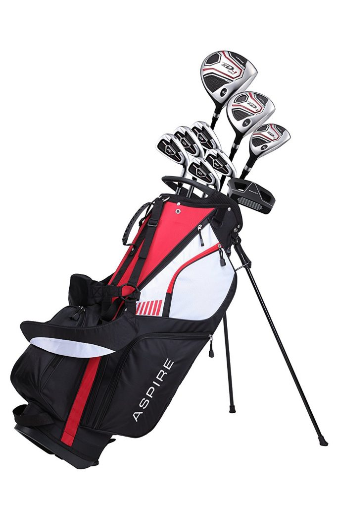 kit de golf pas cher