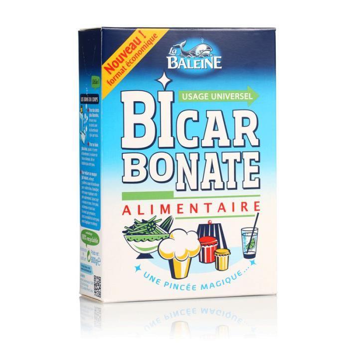 la baleine bicarbonate