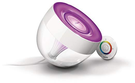 lampe philips couleur