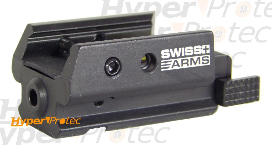laser pour pistolet 9 mm