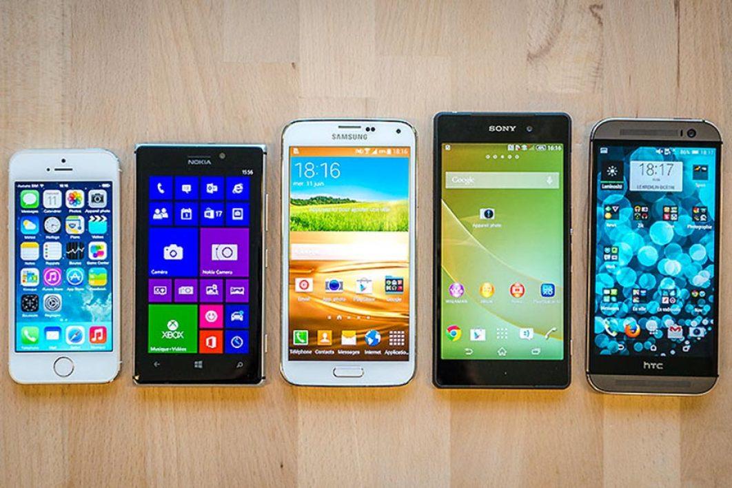 le meilleur des smartphone