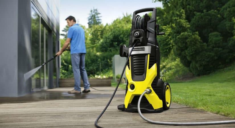 le meilleur nettoyeur haute pression