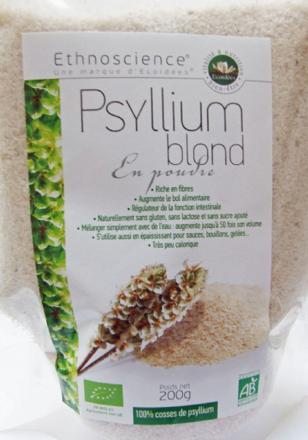 le psyllium blond