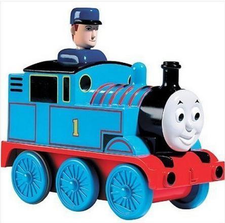 le train bleu jouet