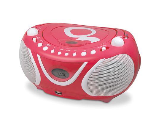 lecteur cd radio portable