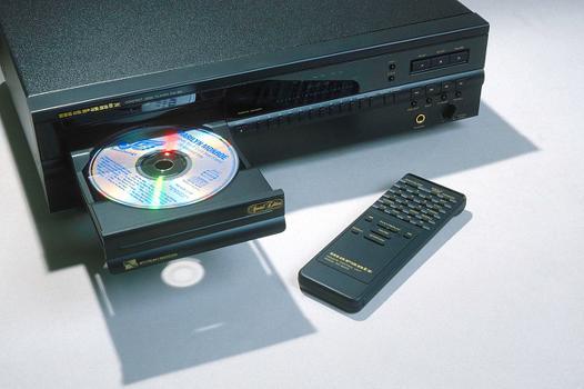 lecteur de cd