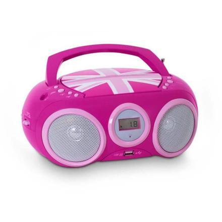 lecteur radio cd portable