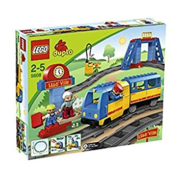 lego duplo train electrique