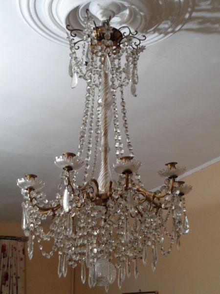 lustre cristal occasion