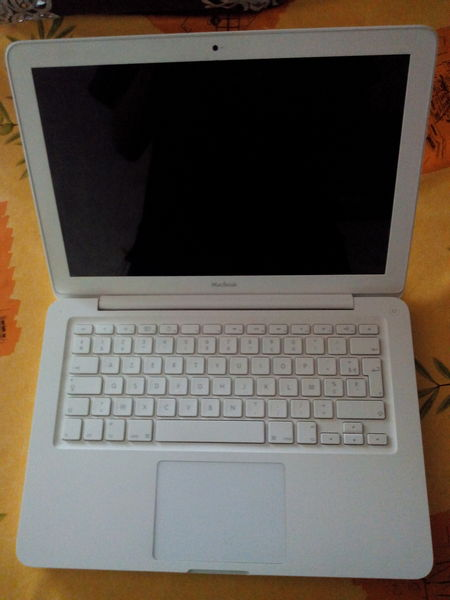 macbook blanc unibody occasion
