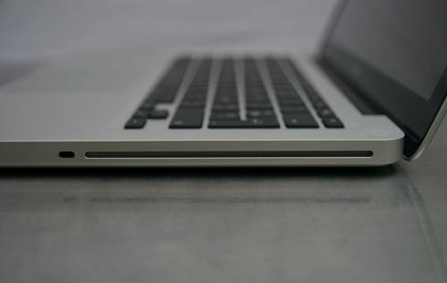 macbook pro avec lecteur cd