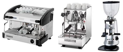 machine à café pour bar
