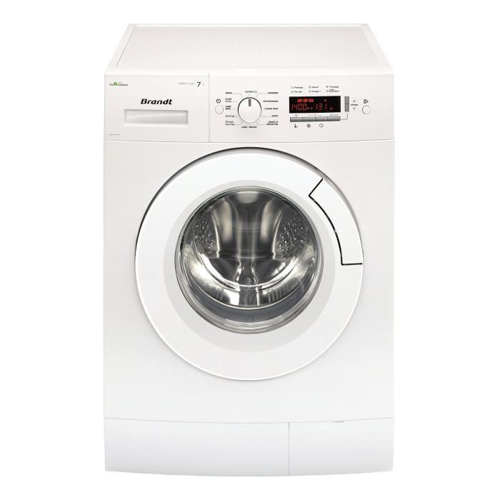 machine à laver le linge brandt
