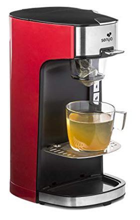machine à thé en vrac