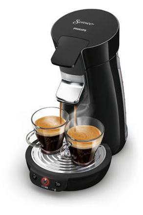 machine café dosette