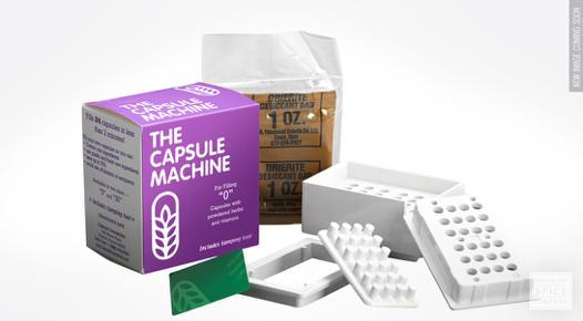 machine capsule