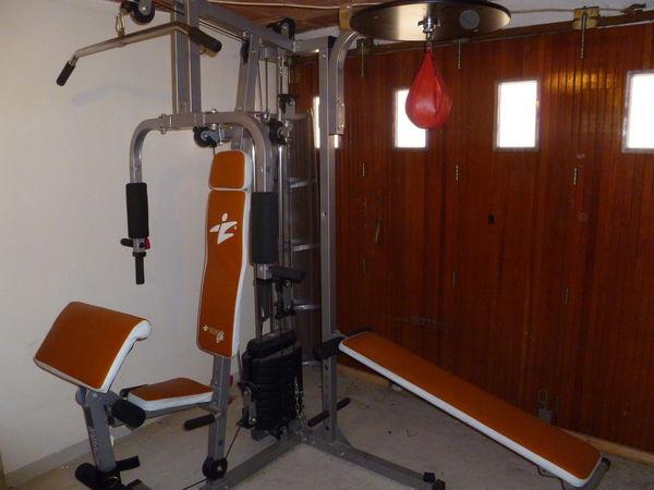 machine de musculation occasion