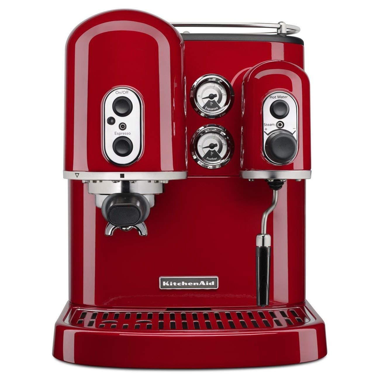 machine expresso kitchenaid