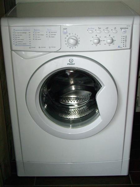 machine laver indesit