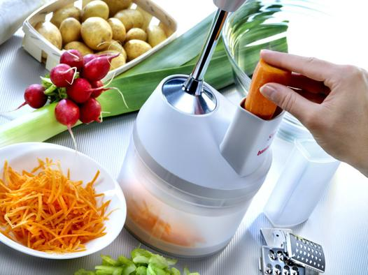 machine pour carottes rapées