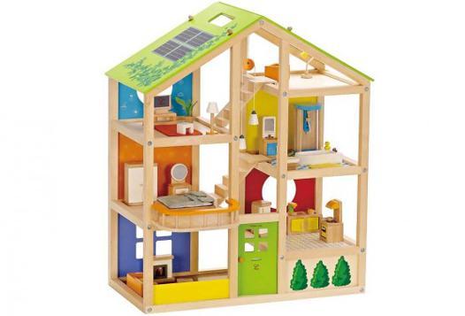 maison poupee bois