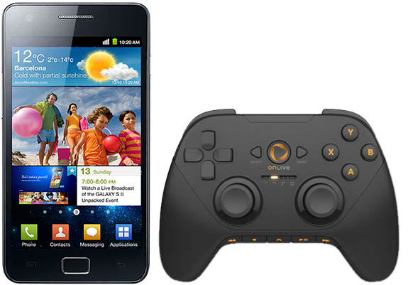 manette wifi android