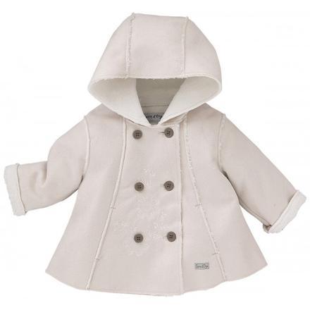 manteau bébé fille 1 mois