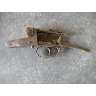 mécanisme fusil de chasse