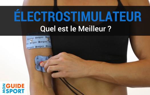 meilleur appareil electrostimulation