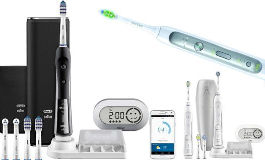 meilleur brosse a dent electrique