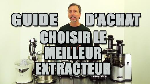 meilleur extracteur jus