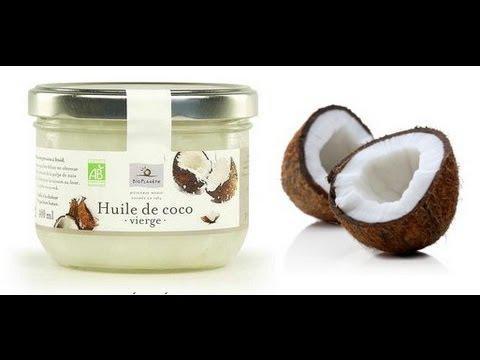 meilleur huile de coco cheveux
